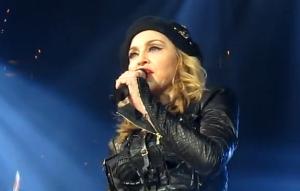 Madonna endorses Mitt Romney