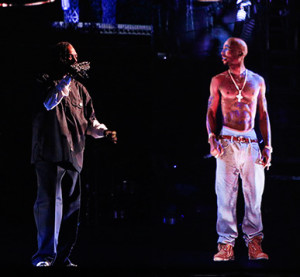 Tragedy in Vegas: Tupac hologram shot to death in visual effects drive-by