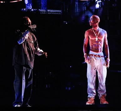 Crime Scene Photos Of Tupac Shakur Arriving on the scene,
